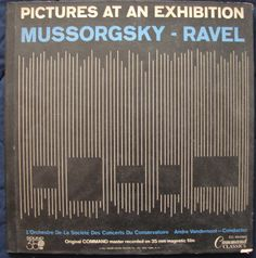 Mussorgsky / Ravel - Pictures At An Exhibition