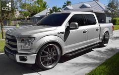 F150 Ford Pickup Trucks, Ford 4x4, Jeep Truck, Lowered F150, Lowered Trucks, Custom F150, Custom Trucks, Cool Trucks, Cool Cars