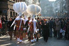 Carnaval de Binche, Belgium