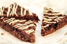 Bloggaajan vaimo: Marjaisat suklaapalat (gluteeniton)