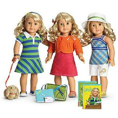 American Girl Doll LANIE'S STARTER COLLECTION Butterfly Outfit Accessories SET + #AmericanGirl #StarterCollection