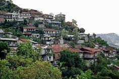 Amazing Cyprus: Agros Village, Troodos Mountains, Cyprus