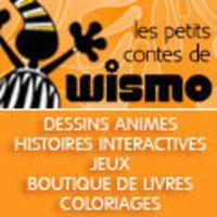 Un site génial pour les enfants et les parents, des histoires, des animations, des coloriages ... graphisme magnifique !!!