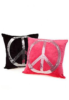 Home Accents® Peace Decorative Pillow