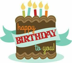 Happy Birthday To You! Happy Birthday To You! SVG birthday cake svg file birthday girl svg file svg files for scrapbooking Happy Birthday Png, Happy Birthday Status, Birthday Greetings For Facebook, Birthday Wishes And Images, Birthday Pins, Birthday Clipart, Birthday Wishes Quotes, Happy Birthday Pictures, Wishes Images