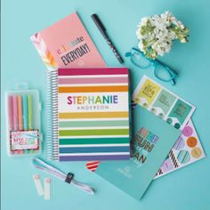 New Cover!  Use my code to get $10 Off your first purchase! https://www.erincondren.com/referral/invite/kayleneklingert0525