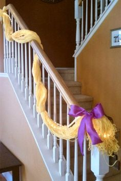"""From """"Rapunzel"""" to """"Jack and the Bean Stalk,"""" see how to add a fairytale touch to your next #babyshower."""