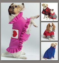 Knit a Chihuahua Sweater. - RedLipstick.Net
