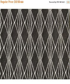 SHIPS SAME DAY Charcoal Grey Upholstery Fabric by FabricSupplyCo
