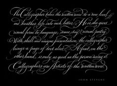 Handwriting | da JSD-calligraphy