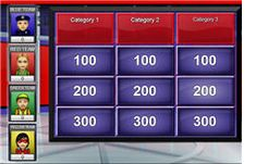Math Jeopardy Games