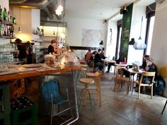 Das Möbel, Cafe/Restaurant - Vienna, Austria