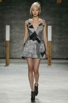 Adeam - Collections Fall Winter 2014-15 - Shows - Vogue.it