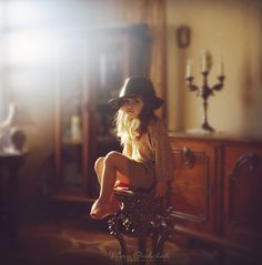 Beautiful...love the antique feel of this photo.  Great soft lighting.