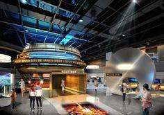 National Daegu Science Museum POSCO Exhibition Hall / 국립대구과학관 포스코홍보전시관