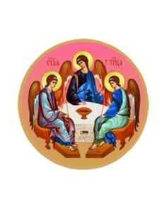 Round small Icon (150 per page), $18.00. https://catalog.obitel-minsk.com/icons-prav.html #CatalogOfGoodDeeds #icon #iconography #orthodoxicon #orthodoxiconography #mountedicons #buyicon #ordericon #iconographers #MotherOfGod #Theotokos #HolyTheotokos #VirginMary #Christ #JesusChrist #saints #selfadhesive