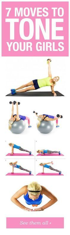 Perk up your breasts with these 7 moves.