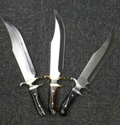 Custom Bowie Knives.