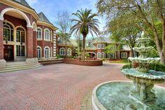 #brick #house #mansion / Mansion Mansion Mansions Architecture