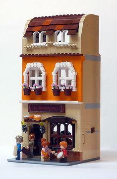 LEGO La Boulangerie