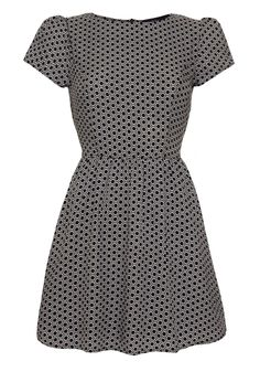 Mono Mini Tile Dress