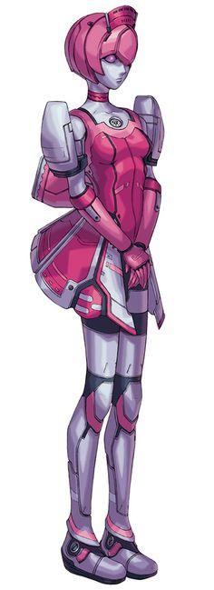 RAcaseal from Phantasy Star Online