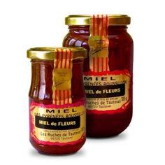 Le Miel Toutes Fleurs est un Mélange de goût des terroirs des fleurs butinées de l'été de la flore méditerranéenne, cocktail luxuriant des fleurs de plaine, subtilité des fleurs sauvages.