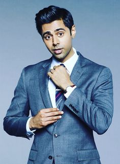 Hasan Minhaj - Hasan Minhaj is a comedian, actor, and writer in New York. He is a correspondent on the Emmy and Peabody award-winning program 'The Daily Show with Trevor Noah'.