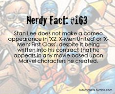 Nerdy Fact #163 That was indeed disappointing and distracting, as one like me spent the movie LOOKING for him!