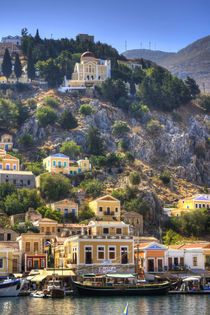 Symi island, Greece