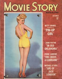Betty Grable Movie Story 1944