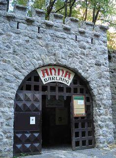 LILLAFÜRED. Az Anna-barlang bejárata Heart Of Europe, Anna, Homeland, Landscape, World, Places, Travel, Hungary, Viajes