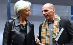 The IMF's Original Sin in Greece was to let Dominique Strauss-Kahn hijack the   institution to save Europe's banks and the euro when the crisis erupted,   dooming Greece to disaster.