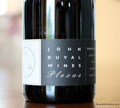 John Duval Plexus 2009 - Fantastically Good. Plus find out how to get this $36 wine for less than half that price! http://www.reversewinesnob.com/2013/07/john-duval-plexus.html #winelover