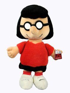 Camp Snoopy Plush Doll - Marcie: Snoopn4pnuts.com