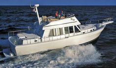 Trawler Yachts For Sale, Trawler Boats, Cruiser Boat, Cabin Cruiser, Expedition Yachts, Puerto Rico Trip, Easy Deck, All Ride, Yacht Broker