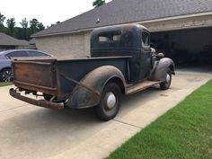 1937 Chevrolet PickupPlease keep in mind that this is an 80 year old truck--things Chevrolet Traverse, Chevrolet Trucks, Gmc Trucks, Pickup Trucks, Chevy Trucks For Sale, Classic Chevy Trucks, 2017 Honda Pilot, 2017 Nissan Pathfinder, Suv Comparison