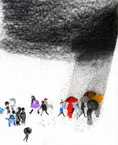 l'uomo dei palloncini : L'uomo dei palloncini e l'importanza di condividere Simone Rea