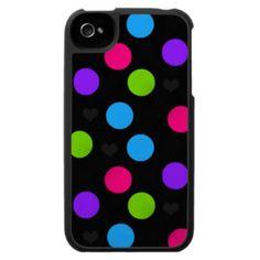 Polka Dot - iPhone 4 Case