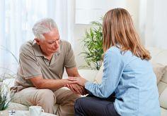 Parents âgés dépressifs : comment les soutenir ?