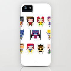 Pixel X-Men iPhone & iPod Case by PixelPower - $35.00