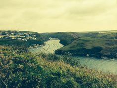 View to Solva, Pembrokeshire Coastal Path