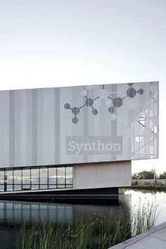 Synthon Laboratory Building  / GH+A | Guillermo Hevia