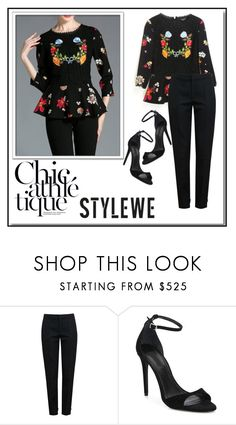 """""""Stylewe"""" by athena637 ❤ liked on Polyvore featuring Chloé and Alexander Wang"""