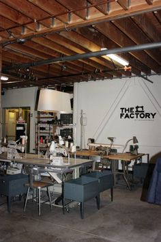The Factory is an unrestricted r