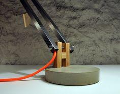 ARCHI DESK LAMPE COMPOSITE