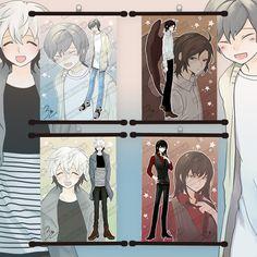 [이런영웅은싫어] 이영싫 웹툰 족자 4종 / 태피스트리 Webtoon, Art Pieces, Anime, Hero, Group, Comics, Random, Artwork, Cute
