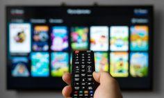 Mit Ihrem Smart TV können Sie viele verschiedene Apps nutzen.