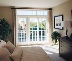 How to fix French door at your home?