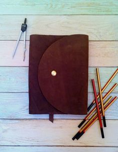 A5 Ring Planner Leather Binder* Refill Leather Journal* Traveler Journal*  Pocket Notebook Leather Binder, Leather Journal, Leather Sketchbook, Leather Bookmark, Custom Journals, Thick Cardboard, Leather Ring, Pocket Notebook, Blank Book